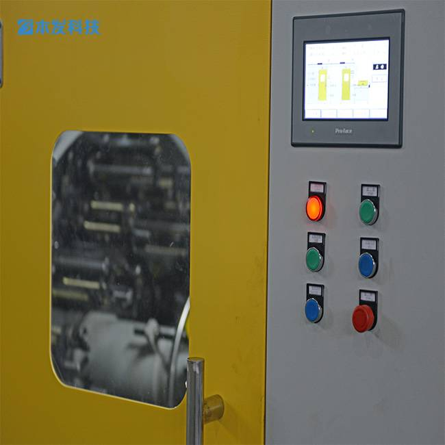 Quality Inspection for Rubber Hose Cutting Machine -