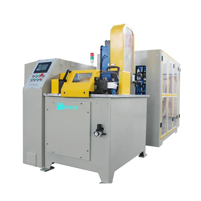 High Performance Automatic Wire Terminal Assembly Machine -