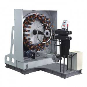48 Carriers Horizontal Hose Braiding Machine BFB36W-114D