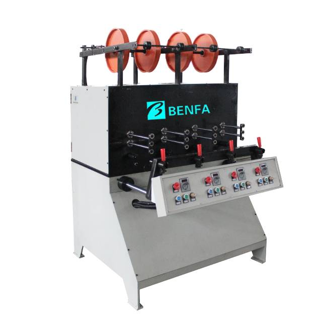 Original Factory Plastic Twine Making Machine -