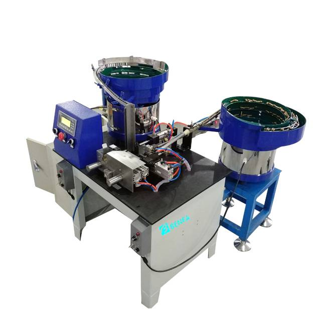 Short Lead Time for Tubes Crimping Machine -