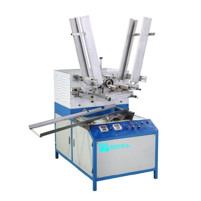 Well-designed Double Heads Crimping Machine -