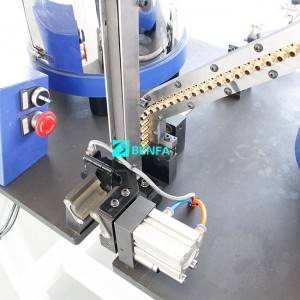 Flexible Hose Core and Nut Assembly Machine BFZX-A