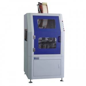 Factory Outlets Inspection Machine - Vertical Automatic Hose Braiding Machine BFB36L-114BⅡ – BENFA
