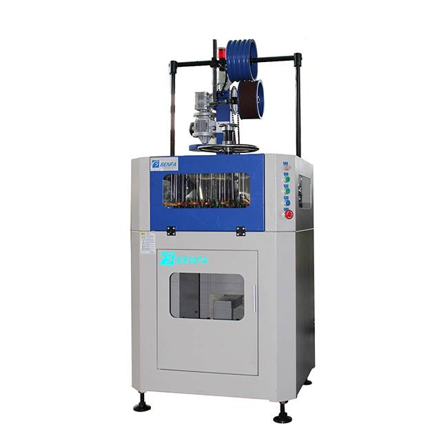 Cheap price Stainless Steel Wire Braiding Machinery -
