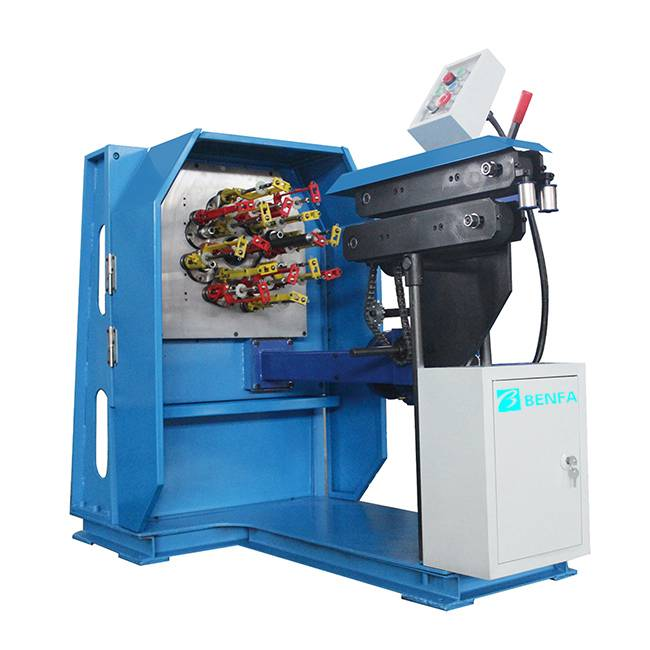 90 Series Horizontal Braiding Machine BFB24W-90C Featured Image