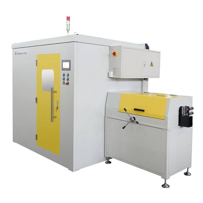 Tensile ƙarfi Waya Single Deck Kwance Braiding Machine BFB24W-200CF Featured Image