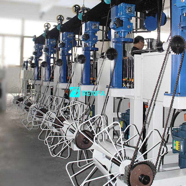 China OEM Harness Cord Braiding Machine -