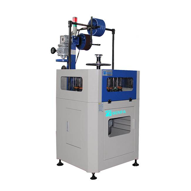 Vertical Automatic Hose Braiding Machine BFB24L-114BⅠ Featured Image