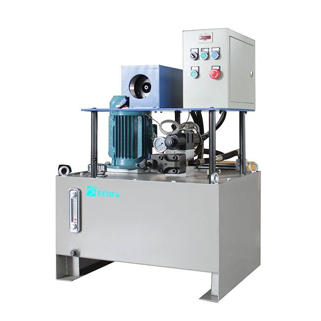 China Supplier Automatic Hydraulic Hose Cutting Machine -