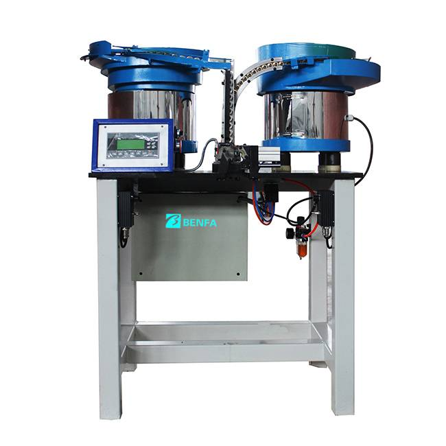 Fixed Competitive Price Automatic Terminal Assembly Machine -
