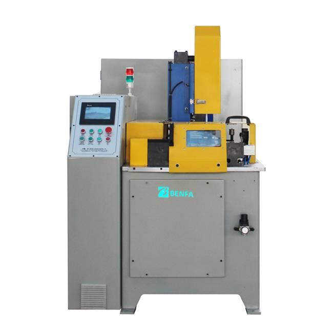 Hot Sale for Hydraulic Busbar Cutting Punching Bending Machine -