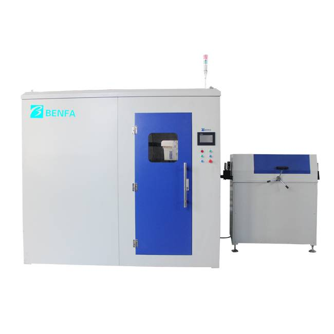 New Delivery for Full-automatic Machine -