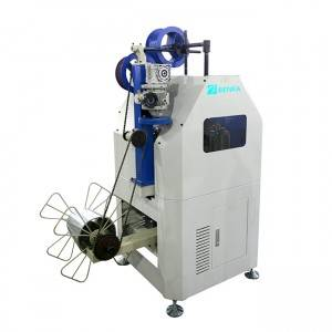 Vertical Automatic Hose Braiding Machine BFB24L-114BⅡ
