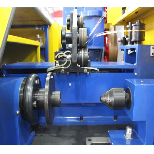 Factory directly Aluminium Rod Rewinding Machine -