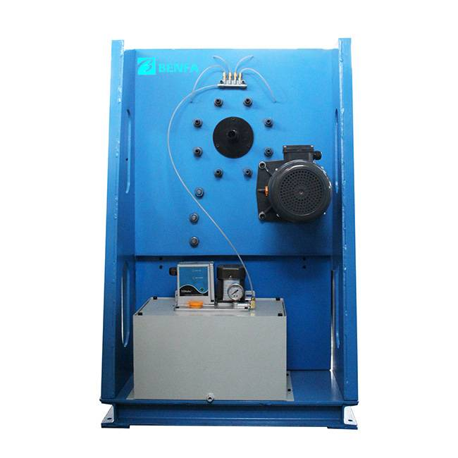 2017 China New Design Chemical Fiber Tube Winding Machine -