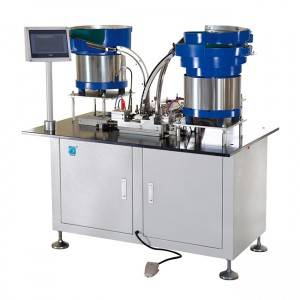 Flexible Hose Semi Auto Assembly Machine BFZP-X