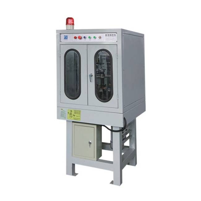 Best Price for Tube Making Machine - Vertical Automatic Hose Braiding Machine 24L-114BF – BENFA