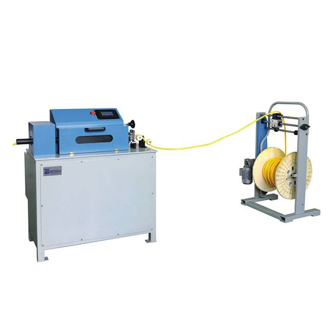 2017 New Style Copper Braid Wire Stripping Machine -