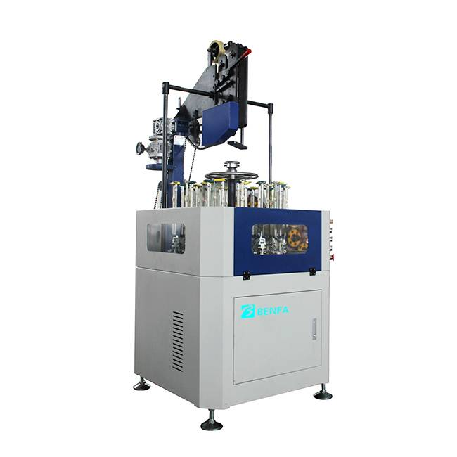 Online Exporter Radiator Core Assembly Machine -