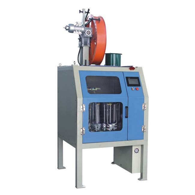 Vertical Automatic Hose Braiding Machine BFB24L-140CF Featured Image