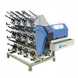 Fixed Competitive Price Bumper Bushing Machine -