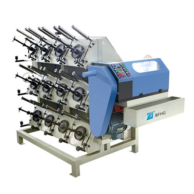 Online Exporter Bobbin Yarn Winder -