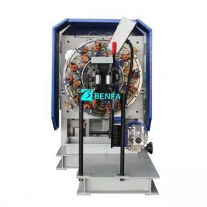 OEM Manufacturer Best Selling And The New Type Cone Incense Making Machine