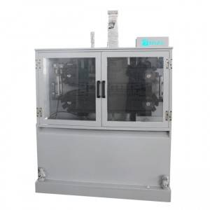 Factory Promotional Speed Filament Yarn Rewinder And Twisting Machine