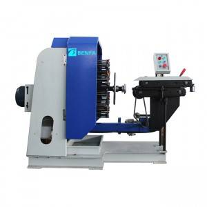 Discount Price Iron Cabinet Hinge Making Machine -