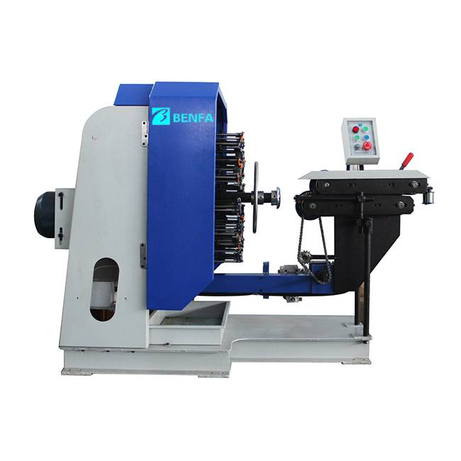 2017 Good Quality Automatic Bobbin Winder Machine -