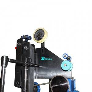 Vertical Traction Hose Automatic  Braiding Machine 24L-114D