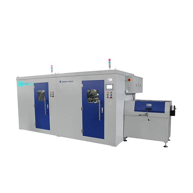 China Gold Supplier for Roll Winding Machine -