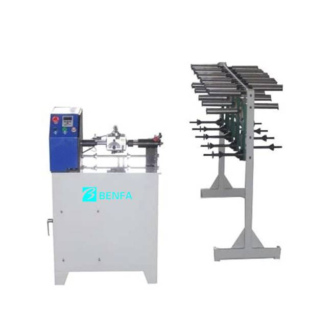 100% Original Low Price Crimping Machine With 10 Jaws -