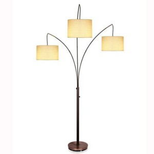 3-Way Floor Lamp,Black Floor Lamp,Chandelier Floor Lamp | Goodly Light-GL-FLM03