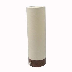Tall Black Table Lamp,Cylinder Table Lamp | Goodly Light-GL-TLM015