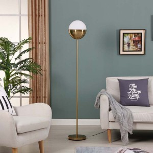 Oil Rubbed Bronze Floor Lamp,Modern Floor Lamp,Floor Lamp Led | Goodly Light-GL-FLM05