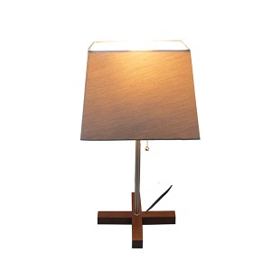 White Wood Table Lamp,Grey Wood Table Lamp | Goodly Light-GL-TLW047