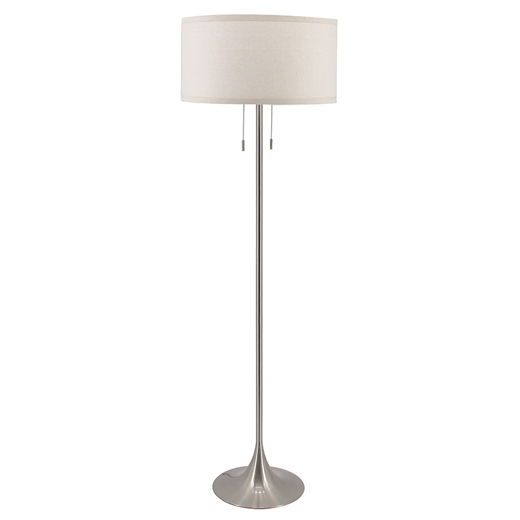Stainless Steel Floor Lamps,Floor Lamp Brass Antique | Goodly Light-GL-FLM135 Featured Image