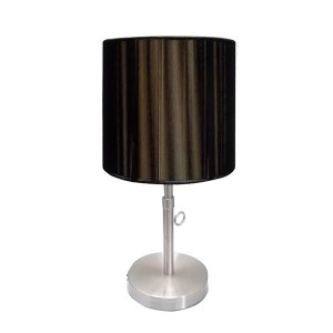 Black Table Lamp Shades,Black Metal Table Lamp | Goodly Light-GL-TLM006