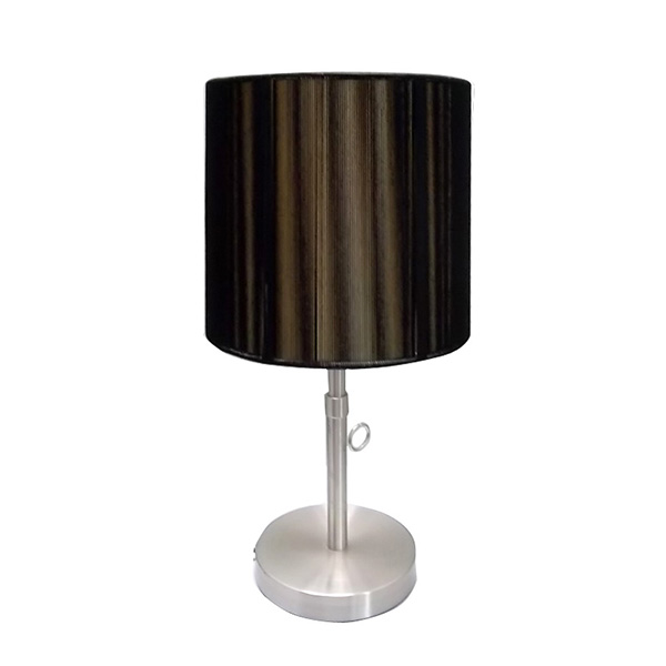 Black Table Lamp Shades,Black Metal Table Lamp | Goodly Light-GL-TLM006 Featured Image