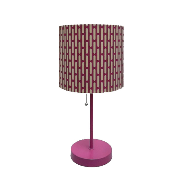 Nickel Table Lamp,Lamp for Vanity Table | Goodly Light-GL-TLM004 Featured Image