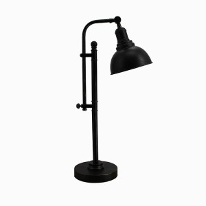 Industrial Metal Table Lamp,Vintage Table Lamp with Metal Shade | Goodly Light-GL-TLM031
