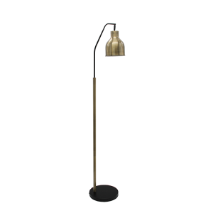 Brass Arc Floor Lamp,Overhanging Lamp | Goodly Light-GL-FLM138