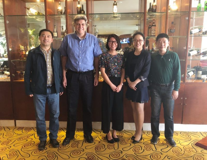 Shandong GP was invited to attend the meeting of acrylate and methyl ester