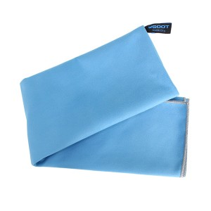 Quick dry microfiber towel for swimming
