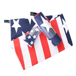 US flag beach towel, quick dry beach towel, Microfiber beach towel