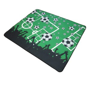 soccer feature picnic blanket
