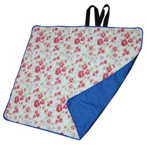 Kids backpack picnic blanket