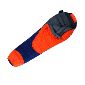 soft touch and warm sleeping bag